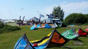 Kitesurf locatie Workum, Friesland-2