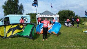 Kitesurf locatie Workum, Friesland-4