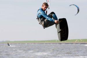 Gevorderde cursus kitesurfen Friesland-5