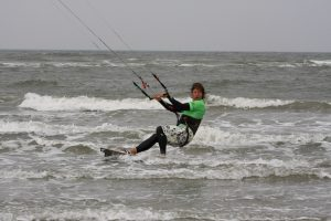 Kitesurf locatie Ameland