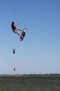 Kitesurf locatie Kornwerderzand-3