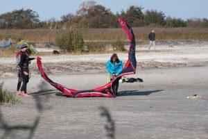 Kitesurf locatie Makkum