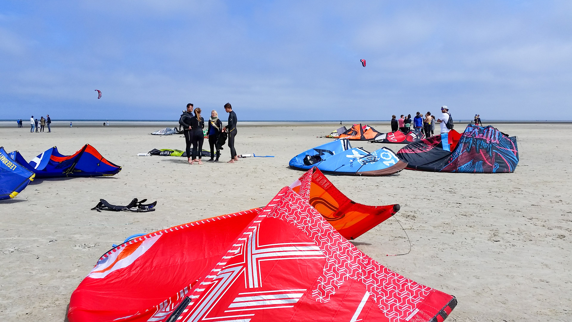 Kitesurf Schiermonnikoog