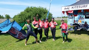 Vervolg cursus kitesurfen Friesland-1-2