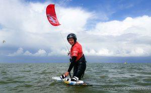 introductie cursus kitesurfen